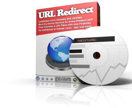 GSA URL Redirect PRO